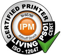 Certified Printer Siegel